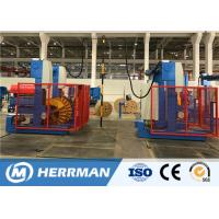 Buy cheap High Speed Steel Wire Winding Machine , Automatic Cable Winding Machine from wholesalers