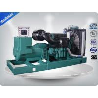 China Open / silent Diesel Generator Set 1500 r / min Rotation Speed IP23 Protection Grade wholesale