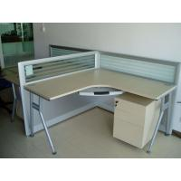 Buy cheap Environmental Friendly Hardwood Home Office Desk , Small MDF Wooden PC Table product