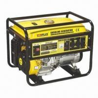 Buy cheap Gasoline Generator with 4kW Rated Output Power and 389cc Displacement product