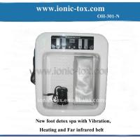 Buy cheap vibrating new detox foot bath help to Increased oxygen levels product