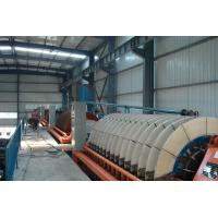 Buy cheap HTG Series Iron Ore Slurry Rotary Disc Filter , Vacuum Filtration System product