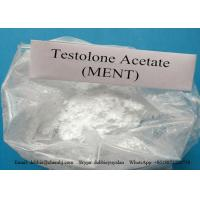 Buy cheap Anabolic raw hormone powders Trestolone Acetate CAS 6157-87-5 MENT for Muscle building product