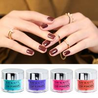 Buy cheap easy remove nail powder dipping acrylic powder, Artificial Fingernails acrylic nail glitter dipping powder product
