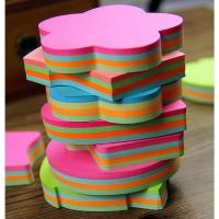 Buy cheap Promotional mini colorful cheap logo printed sticky memo pad note with kraft cover product