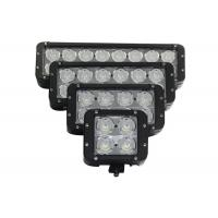 Buy cheap Dual Row High Power Vehicle LED Light Bar 8LED Work Light For Marine / Jeep / Offroad from wholesalers