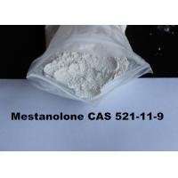 China Injectable Cutting Cycle Steroids Powder Mestanolone Without Side Effects 521-11-9 wholesale