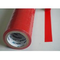 Buy cheap 6 m Various Color PVC Electrical Tape With ISO SGS And ROHS Certificated product