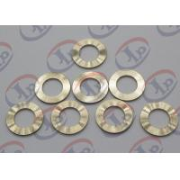 Buy cheap Precision CNC Machining Services , Brass Flat Washers with Ra 1.6 Roughness product