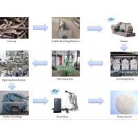 China Tapioca starch processing line China supplier on sale