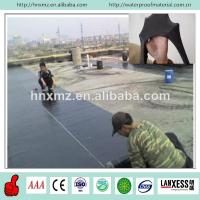 China China competitive price EPDM flat roofing rubber waterproof membrane on sale