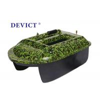 Buy cheap DEVC-318 DEVICT Bait Boat Camouflage fishing ABS Engineering plastic Material product