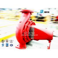 Buy cheap Water Use Horizontal End Suction Centrifugal Pumps 300GPM /125PSI FM Approved product