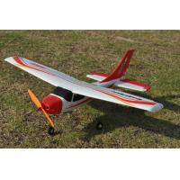 Buy cheap Brushless Motor Radio Controlled Model Airplanes with 2.4Ghz 4 Channel Transmitter product