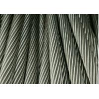 Buy cheap AISI 316 6X36 Stainless Steel Wire Cables For Auto Control Systerm 6X36 product
