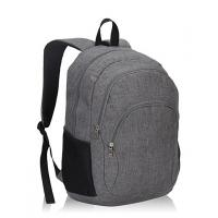 """Buy cheap Grey Polyester Sports School Bags Kids School Backpacks For Boys 13"""" X 18.5"""" X 7.5"""" product"""