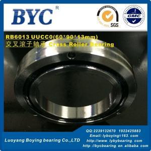Produce Crossed Rolller Bearings RB6013 UU CCO/P2