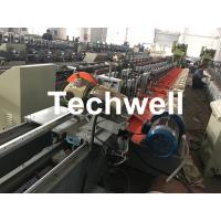 Buy cheap Aluminum, Galvanized Steel Cold Roll Forming Machine For Octagonal Tube Pipe Equipment With Making Rolling Shutter Axes product