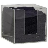 Buy cheap Tabletop Acrylic Napkin Holder With Customer's Design And Logo product
