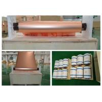 Buy cheap HD Thin Copper Sheet For Polyimide Board Min 160 MPa Tensile Strength product