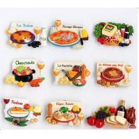 Buy cheap Mini Food Fridge Decoration Magnets Rubber Or PVC Material Eco Friendly product