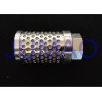 China Compressed Air Stainless Steel Filter , Vacuum Pump Wire Mesh Water Filter on sale