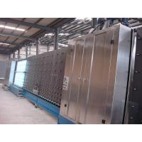 Buy cheap Stainless Steel Vertical Insulating Glass Production Line,Full Automatic Insulating Glass Machine,Automatic DGU Line product