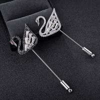 Buy cheap wedding swans crystal necklace crystal earring crystal brooch product