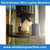 Buy cheap Delta CNC E/F Wire Laying Machine for electrofusion fittinggs production from wholesalers