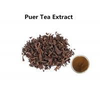 Buy cheap 100% Organic Puer Tea Extract Powder Anti - Bacteria For Cosmetics / Food product