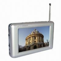 Buy cheap Portable TV with Built-in Telescopic Antenna and 480 x 3 x 272 Pixels Resolution  product
