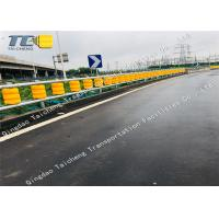 Buy cheap Strong Strength Rolling Guardrail Barrier Anti Corrosion Long Service Life product
