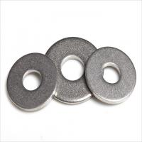 Buy cheap Precision USS Metal Flat Washers Standard With Zinc Blue Yellow Colour product