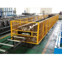 Buy cheap CM Purlin Change Over Roll Forming Machine With Automatic Width Adjustable product