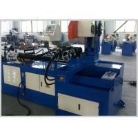 Buy cheap Stainless Steel Pipe Cutting Machine , Manual / Pneumatic Tube Cutting Equipment product