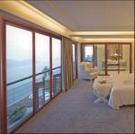 Buy cheap CR80 Durable Aluminum Interior Glass Sliding Door, Decorative Wooden Sliding Door Factory For Hotel product