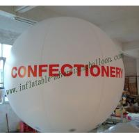 Quality 0.18mm helium quality PVC Waterproof Advertising Balloons For Celebration for sale