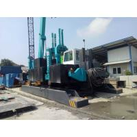Buy cheap Eco Friendly Low Noise 150T Full Hydraulic Piling Machine product