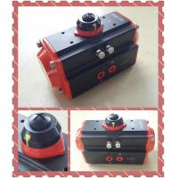 China rack and pinion quarter-turn  air rotary actuators  control butterfly valve ball valve on sale
