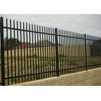 Buy cheap Metal Tube Security Steel Ornamental Decorative Wire Fencing Powder Coating For Home product