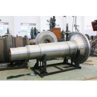Buy cheap ASTM Carbon Steel , Alloy steel Forging Shaft for Constrction Machinery product