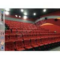 Buy cheap Real Feeling Large Screen Hd 3D Cinema System For Holding 40 People product