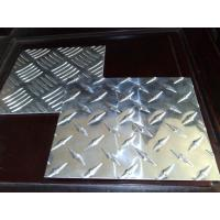 Buy cheap High Tensile Embossed Aluminum Sheet Aluminium Checker Plate product
