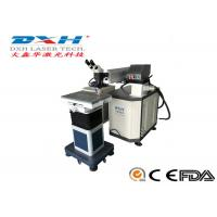 Buy cheap Hardware Metal Parts YAG Laser Welding Machine With Microscope Observation product
