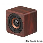 Buy cheap Wooden Mini Wireless Bluetooth Speaker Portable Gift Innovative Small Notebook Speaker Socket Mini Speaker Bass Sound product