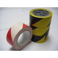 Buy cheap Achem Wonder Brand Double Color Vinyl Hazard Warning Tape Used To Indicate Where Danger Exists product