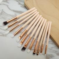 Buy cheap Soft Synthetic Hair Basic Makeup Brushes12pcs Foundation Makeup Brush product