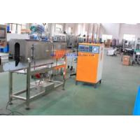 Buy cheap Semi-Automatic Sleeve Labeling Machine with Steam Generator product
