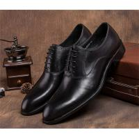 Buy cheap Pointed Plain Toe Mens Classic Dress Shoes For Four Seasons EU 37-44 Size Range product