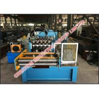 Buy cheap Full Automatic Galvanized Steel Cee and Zed Purlins Rolling Production Line with Strong Gear Box Driving System product